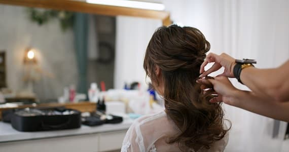 conseils coiffure mariage