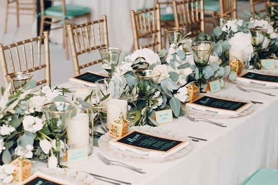 conseils décoration mariage